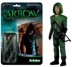 Figurka Funko ReAction Figures Arrow