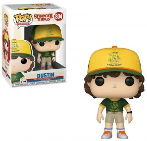 Figurka Stranger Things S3 POP! Dustin