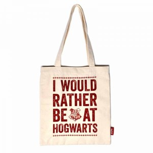 Torba Harry Potter I Would Rather Be At Hogwarts