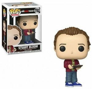 Figurka Big Bang Theory POP! Stuart