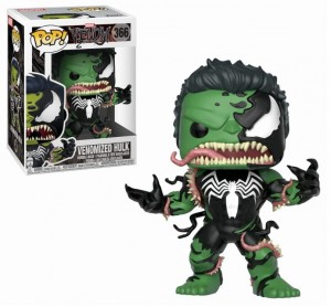 Figurka Marvel Venom POP! Venomized Hulk