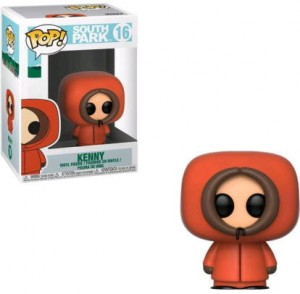 Figurka South Park POP! Kenny