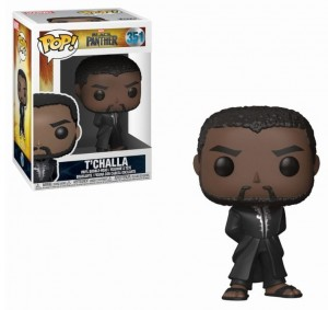 Figurka Black Panther Marvel POP! Czarna Pantera Robe