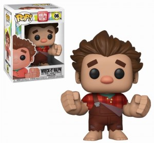 Figurka Disney Wreck It Ralph POP! Ralph
