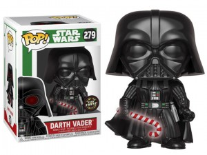 Figurka Star Wars POP! Holiday Darth Vader CHASE Limited Edition
