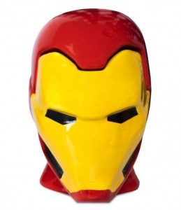 Kubek Marvel Iron Man 3D