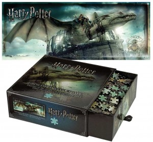 Puzzle Harry Potter Bank Gringotta 1000 el. Noble Collection