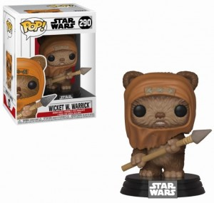 Figurka Star Wars POP! Wicket W. Warrick Ewok