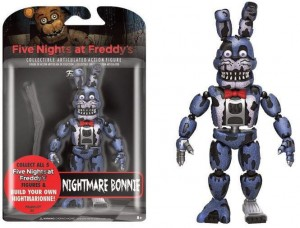 Figurka Five Nights at Freddys Funko Nightmare Bonnie 13 cm