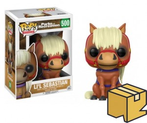 Figurka Parks and Recreation POP! Lil Sebastian *