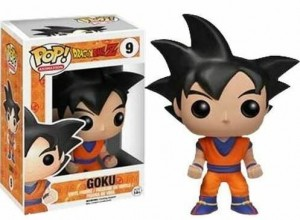 Figurka Dragon Ball Z POP! Goku 9
