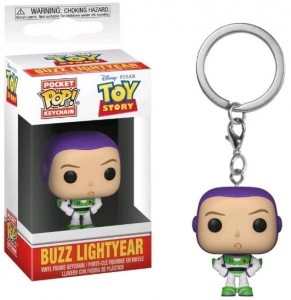Brelok Toy Story Funko POP! Buzz Lightyear