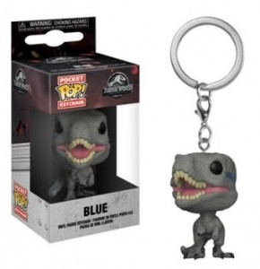 Brelok Jurassic World Funko POP! Blue