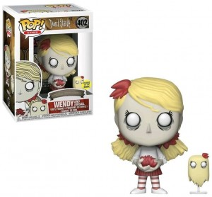 Figurka Don't Starve POP! Wendy with Abigail