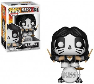 Figurka Kiss Funko POP! Catman