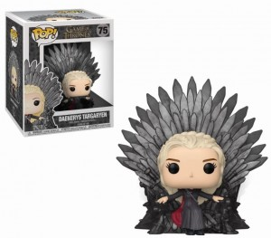 Figurka Gra o Tron POP! Daenerys Iron Throne