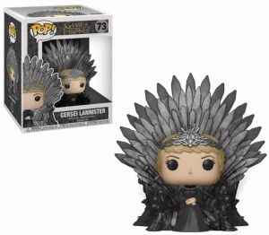 Figurka Gra o Tron POP! Cersei Iron Throne