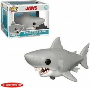 Figurka Jaws Funko POP! Great White Shark