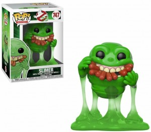 Figurka Ghostbusters POP! Slimer with Hot Dogs