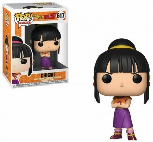 Figurka Dragon Ball Z POP! Chichi