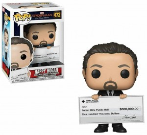 Figurka Spider-Man Far From Home POP! Happy Hogan