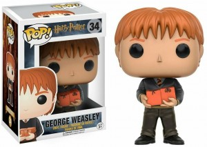 Figurka Harry Potter POP! George Weasley