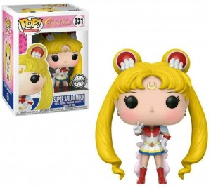 Figurka Sailor Moon POP! Sailor Moon Crisis Outfit Exclusive
