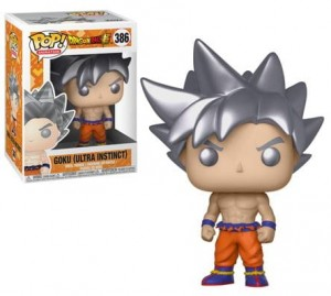 Figurka Dragon Ball Z POP! Goku Ultra Instinct