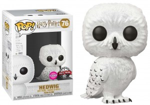 Figurka Harry Potter POP! Hedwiga Flocked Special Edition Exclusive