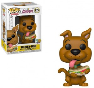 Figurka Scooby Doo POP! Scooby with Sandwich