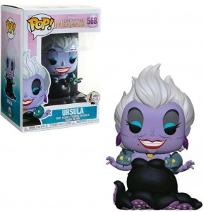 Figurka Disney Little Mermaid POP! Ursula