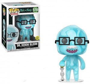 Figurka Rick and Morty POP! Dr. Xenon Bloom
