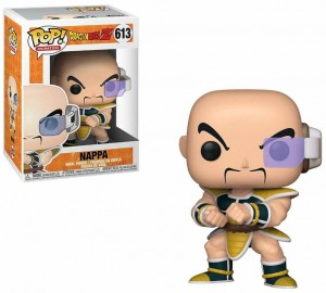 Figurka Dragon Ball Z POP! Nappa