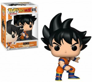 Figurka Dragon Ball Z POP! Goku