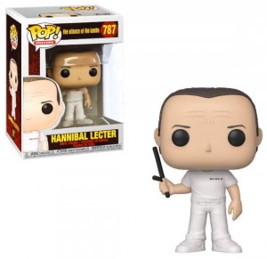 Figurka Silence of the Lambs POP! Hannibal Lecter