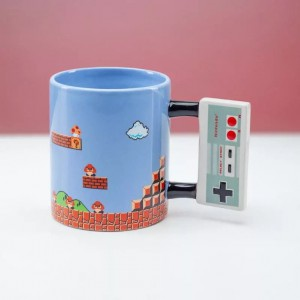 Kubek Nintendo Kontroler Super Mario Bros 400 ml