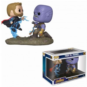 Figurka Marvel POP! Thor vs Thanos Movie Moments