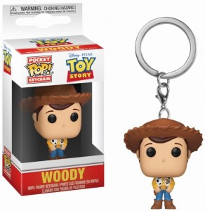Brelok Toy Story Funko POP! Woody