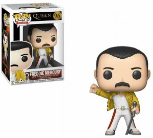 Figurka Freddie Mercury Queen Wembley Funko POP!