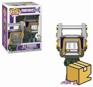 Figurka Fortnite Funko POP! DJ Yonder *