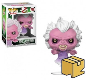 Figurka Ghostbusters POP! Scary Library Ghost *