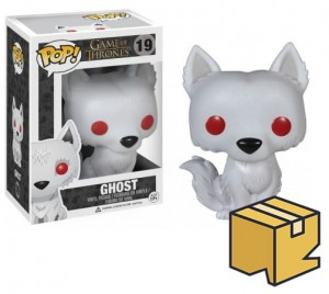 Figurka Gra o Tron POP! Ghost *