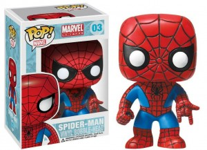 Figurka Marvel Comics Funko POP! Spider-Man