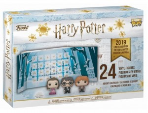 Kalendarz Adwentowy Funko POP Harry Potter Mini Figurki
