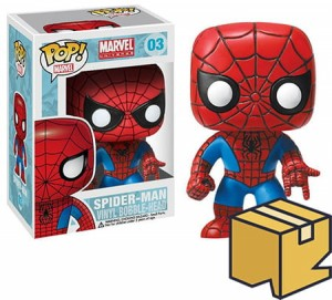 Figurka Marvel Comics Funko POP! Spider-Man *