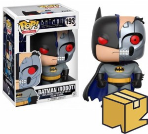 Figurka DC Comics POP! Batman Robot Batman Animated Series *