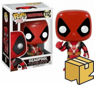Figurka Deadpool Marvel POP! Deadpool Thumb UP *