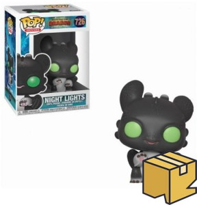 Figurka How To Train Your Dragon POP! Night Lights 1 *