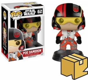 Figurka Star Wars POP! Poe Dameron