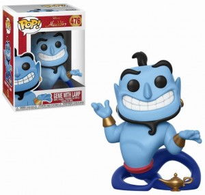Figurka Disney Aladdin POP! Genie wit Lamp